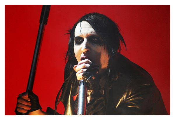 Marilyn Manson Brno nenadchnul
