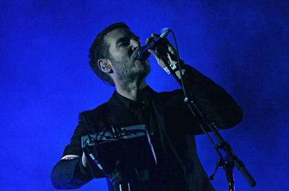 Massive Attack na Rock For People