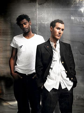 Massive Attack: nová deska v říjnu