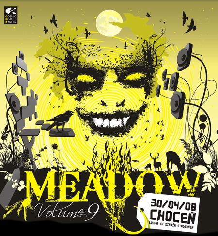 Meadow: čarodějnická party se blíží