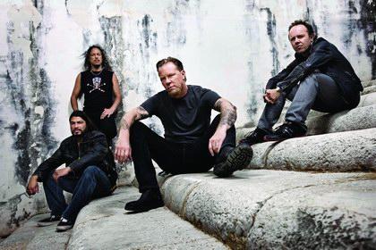 Metallica vydá živák pro e-shopy
