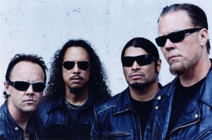 Metallica zahraje v ČR již zítra!