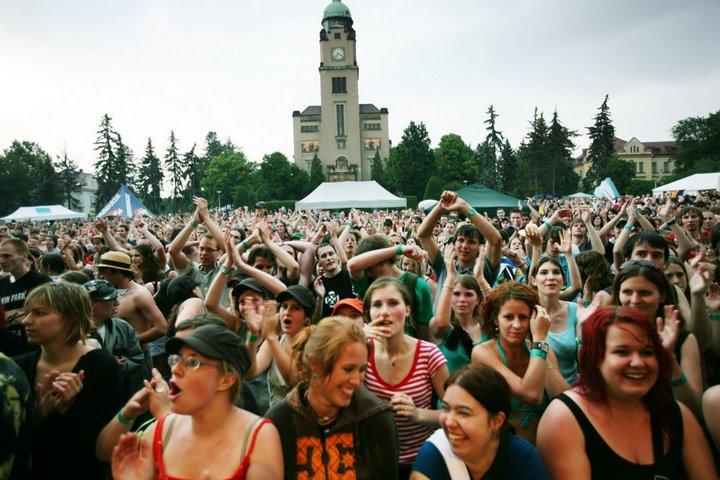 Festival Mezi ploty slaví plnoletost