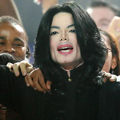 Jackson promluvil k fanouškům