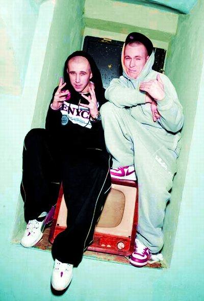 Marián Čekovský točí song s rappery