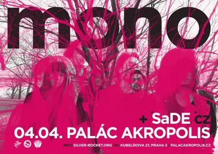Mono: orchestrální post-rock v Praze