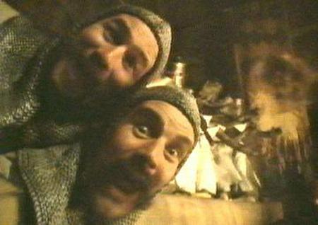 Monty Python na českém jevišti