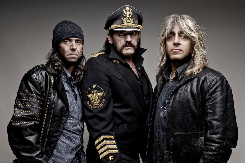 Motörhead doprovodí domácí rockeři