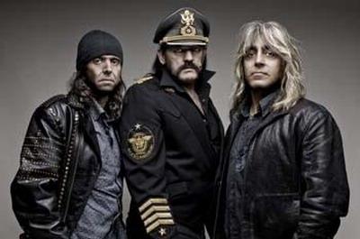 Motörhead přivezou metalové peklo