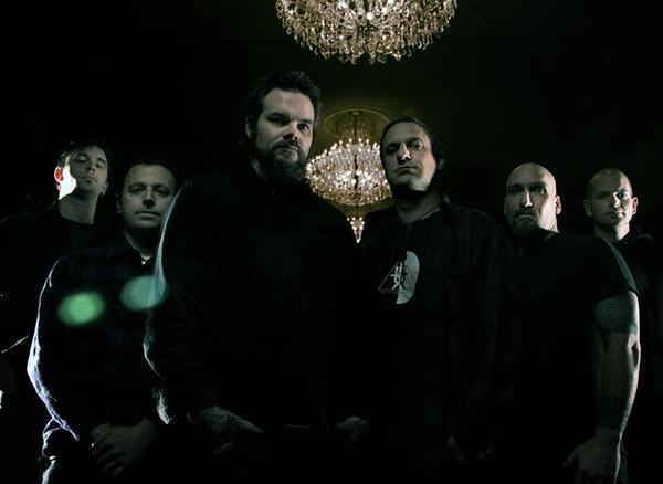 Neurosis: agresivní metal v Praze