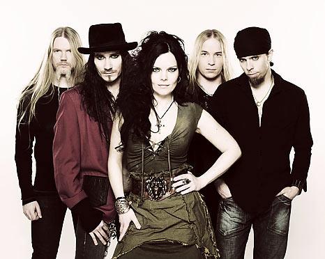 Nightwish zahrají v Čechách