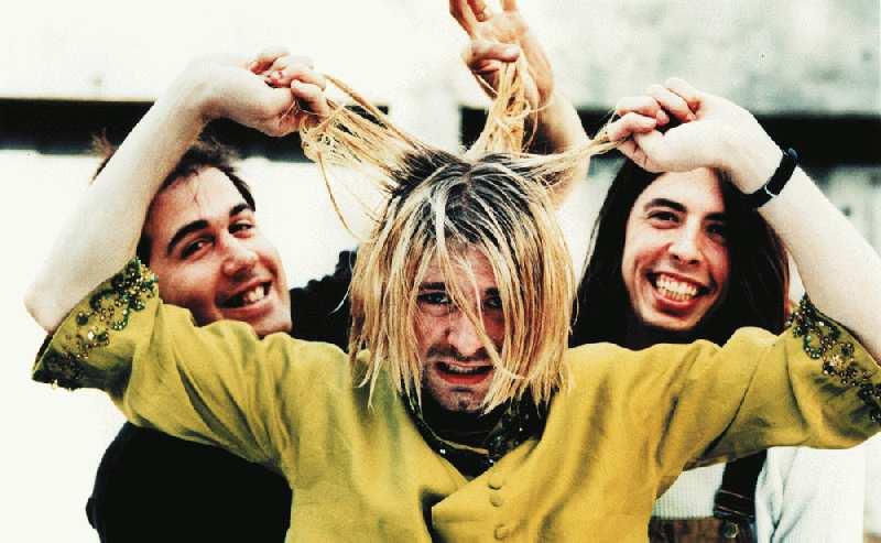 Chystá se film o životě Kurta Cobaina