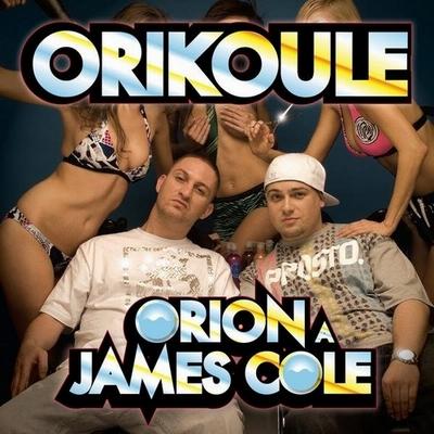 Orion a James Cole společně v Retru