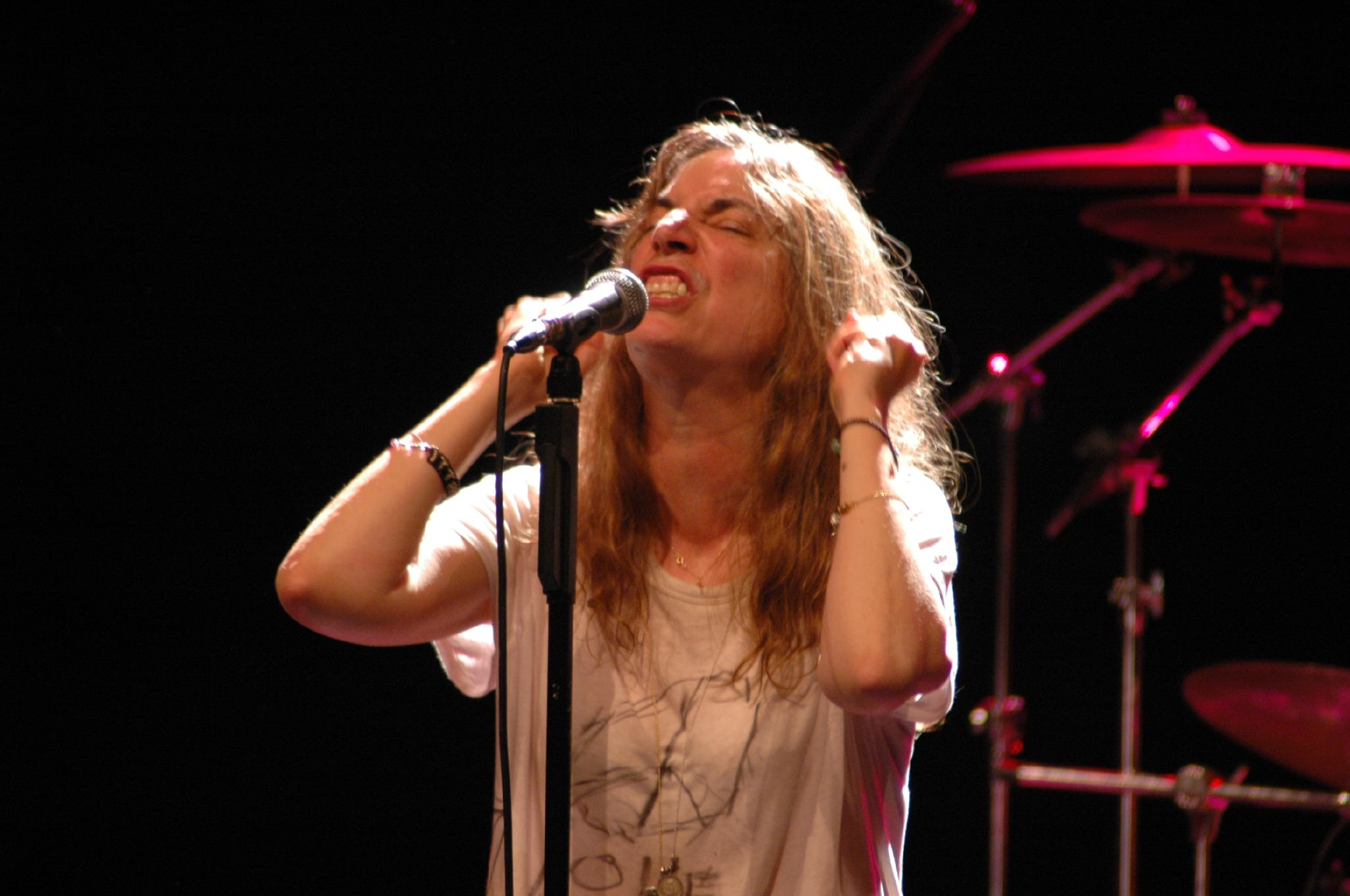 Patti Smith se vrací do Prahy!