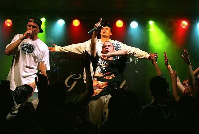 Další smršť jmen Hip Hop Kempu