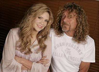 Robert Plant ovládl letošní Grammy