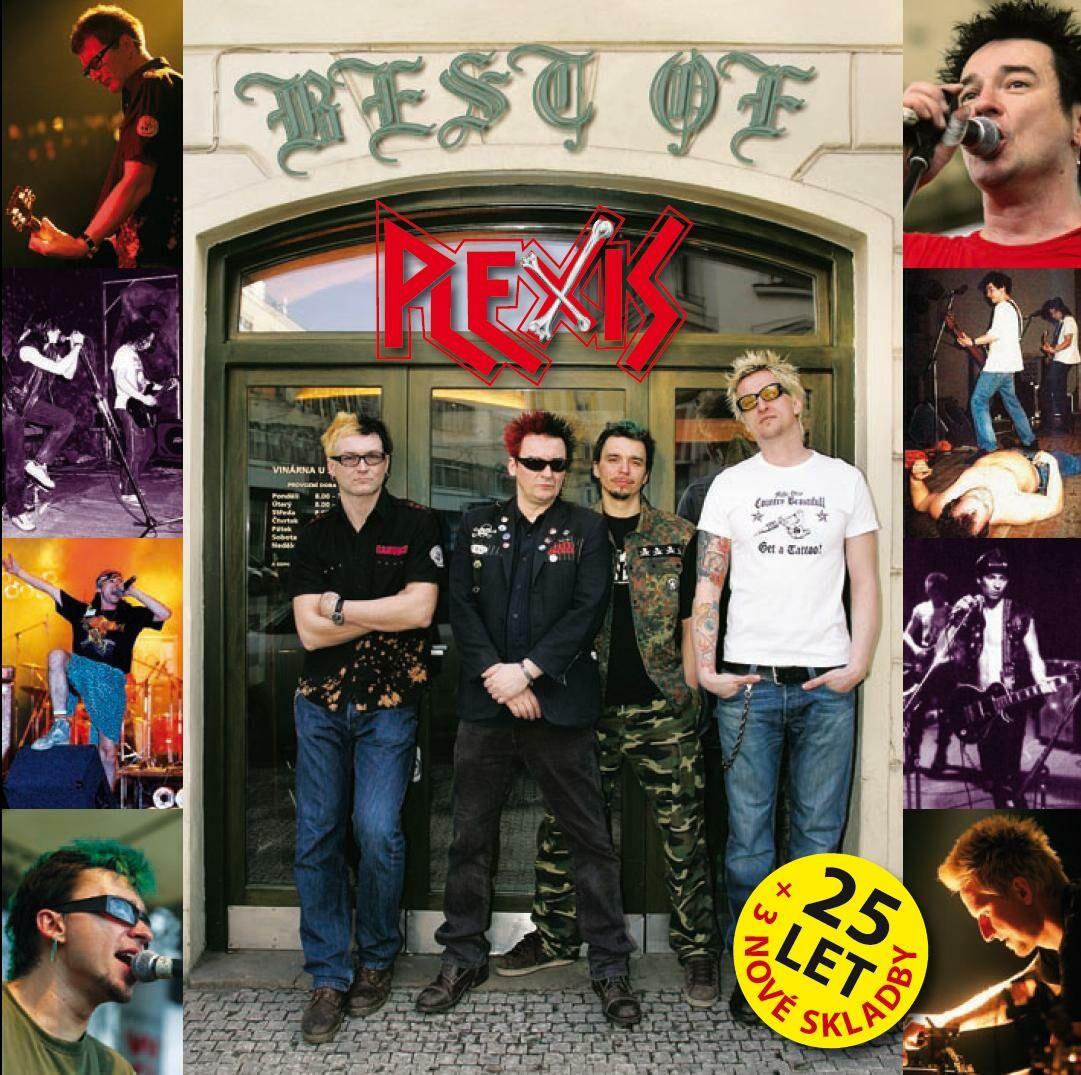 Sestavte best of kapely Plexis