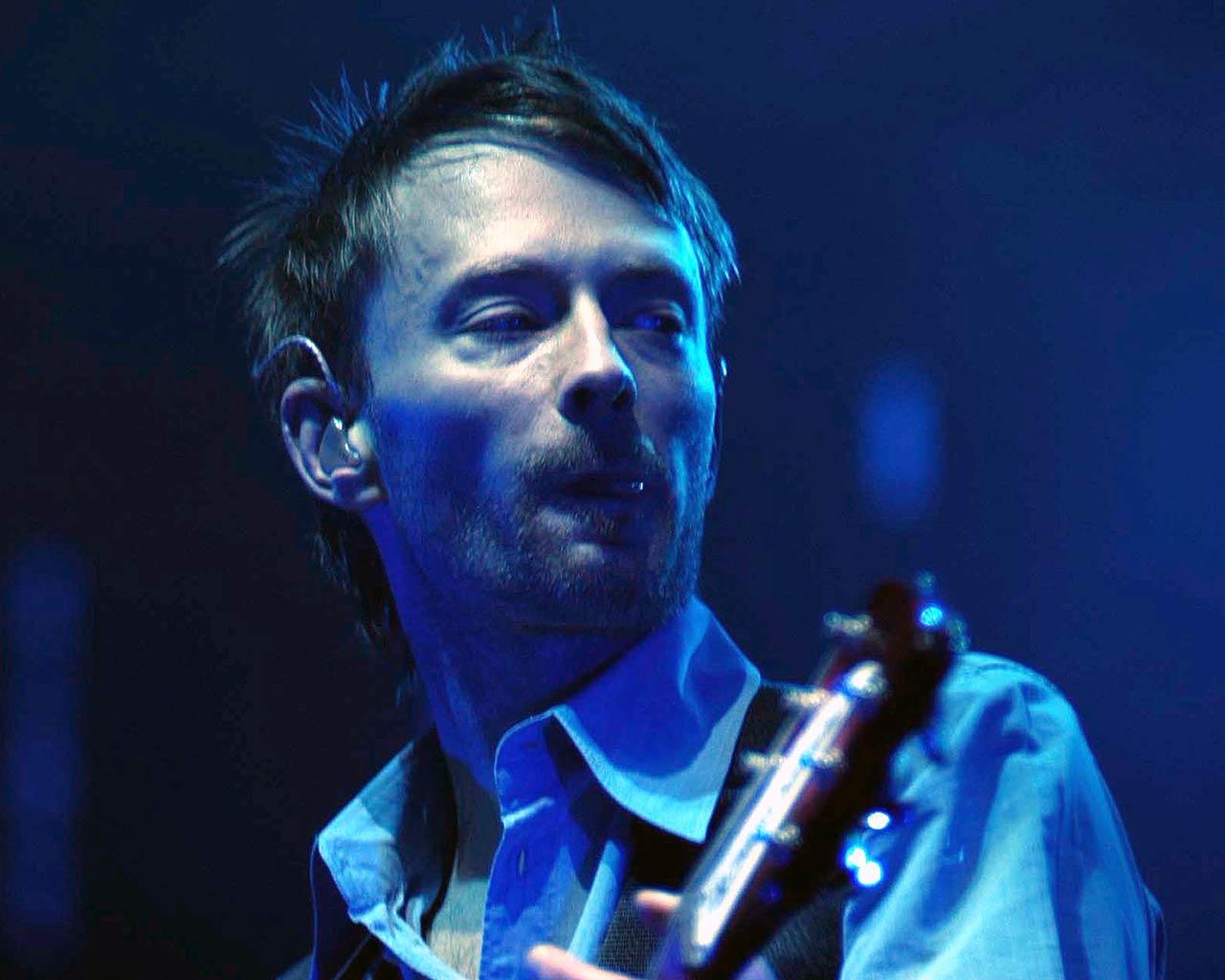 Radiohead proti obchodování s lidmi