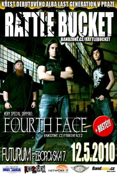 Rockeři Rattle Bucket pokřtí svůj debut