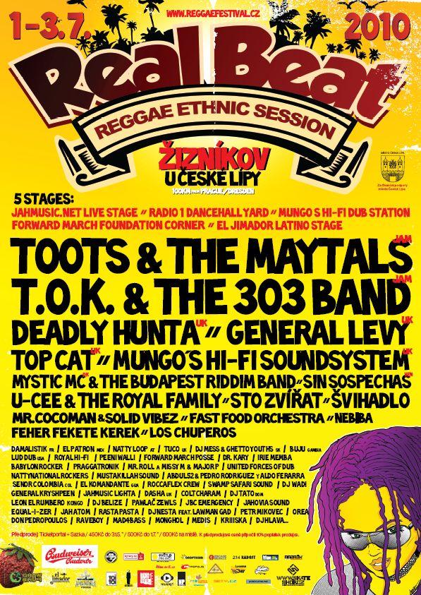 Reggae svátek se kvapem blíží