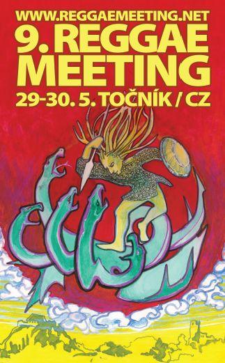 Reggae Meeting rozkolébá Točník