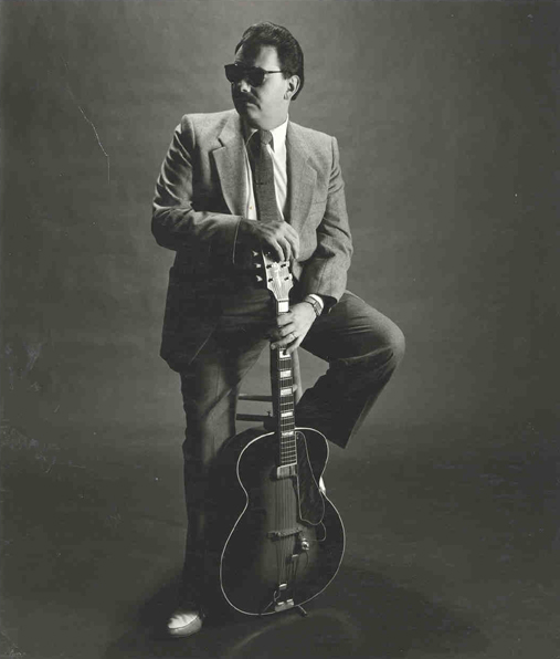 Bluesman Duke Robillard v Praze