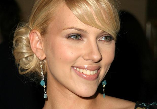 Scarlett Johansson zpěvačkou