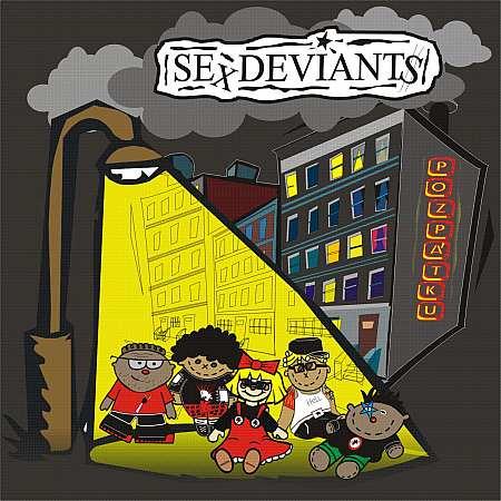 Sex Deviants vydávají nové album