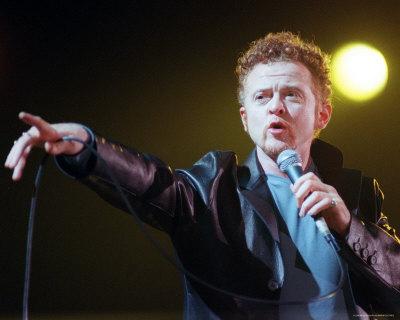 Simply Red: poslední koncert v Praze