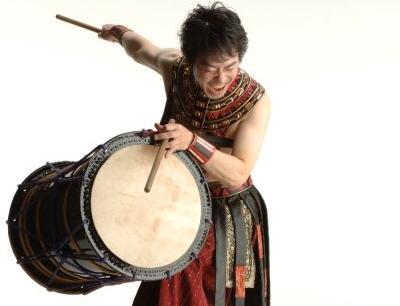 Slet bubeníků v česko-japonské režii