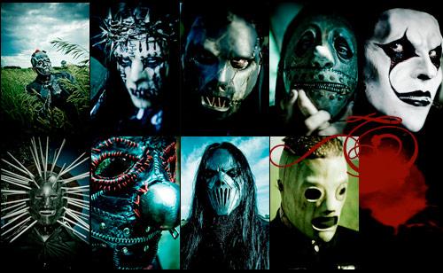 Slipknot představili hororové masky
