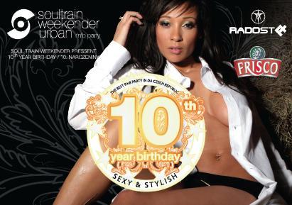 Soultrain slaví 10. narozeniny