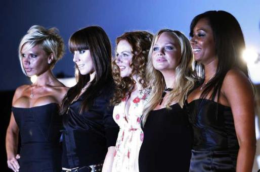 Spice Girls vydaly vzpomínkové DVD