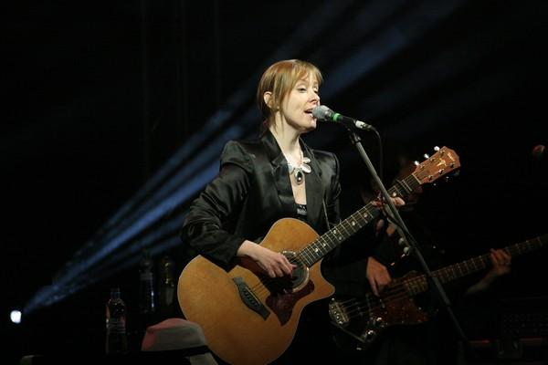 Suzanne Vega: koncert na výbornou