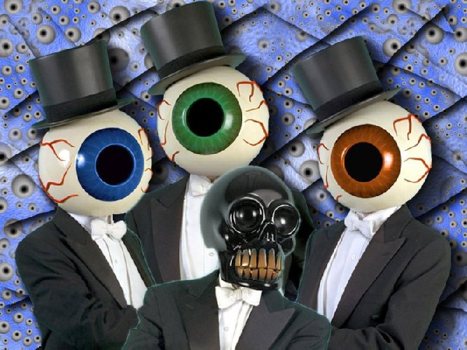 The Residents se vrací do Prahy