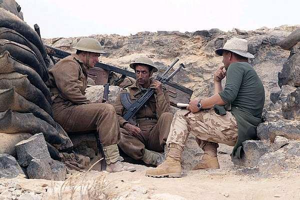 Václav Marhoul dokončil Tobruk