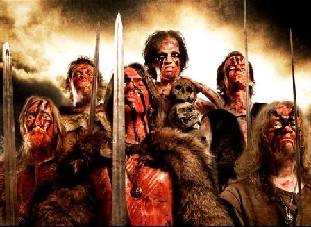 Turisas: vikingský metal v Praze
