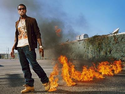 Kanye West poprvé v Česku