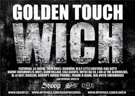DJ Wich míří mezi hiphopovou elitu