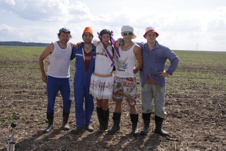 Wohnout: dotočili klip a jedou turné