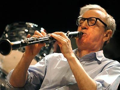 Woody Allen zahraje v Čechách