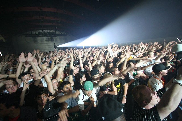 Wu-Tang Clan v Praze