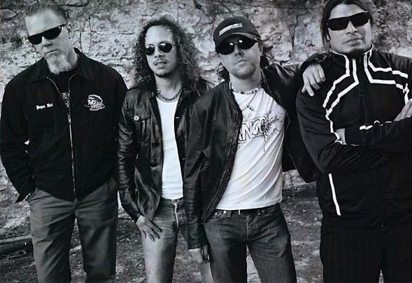 Metallica a hudba zdarma?
