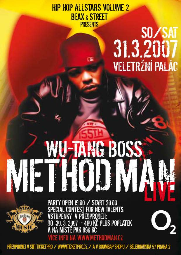 Method Man: Wu-Tang Boss Live