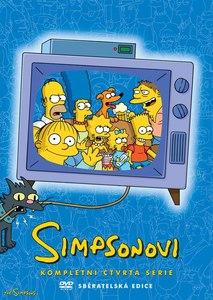 Simpsonovi - kompletní 4. sezóna