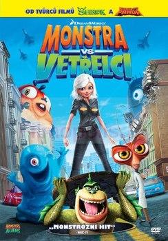 Monstra vs. Vetřelci na DVD