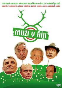 Muži v říji - česká komedie na DVD