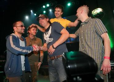 Žebřík 2007 zná nominované