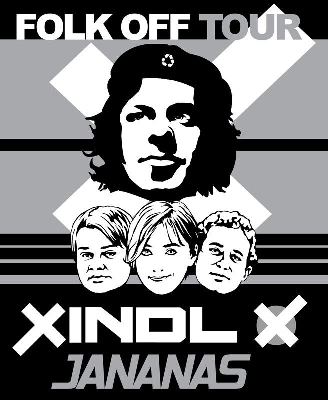Xindl X proti folkovým stereotypům