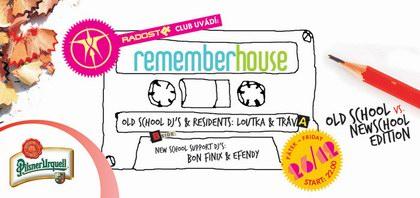Remember House: střet generací